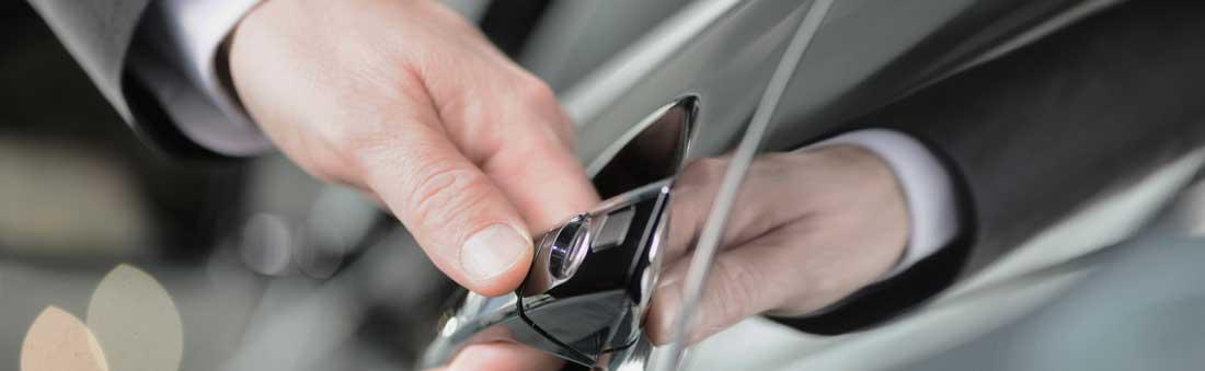 Jaguar Zündschloss Reparatur